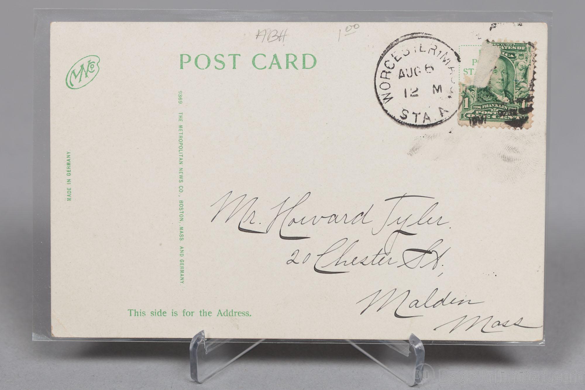 Vintage Postcard Collecting 12