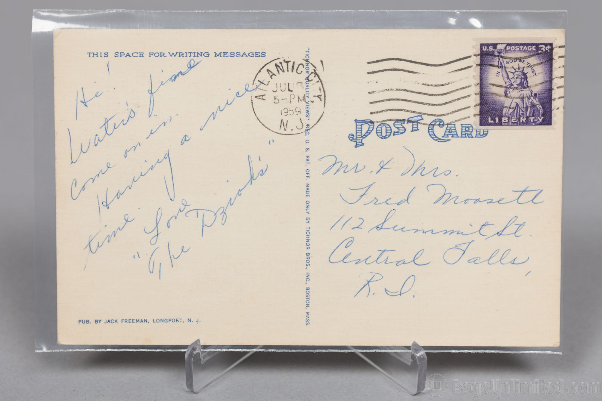 Vintage Postcard Collecting 26