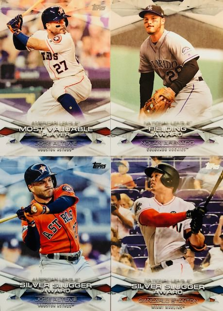 Topps 2018 Baseball Cards 7 Collection Connections